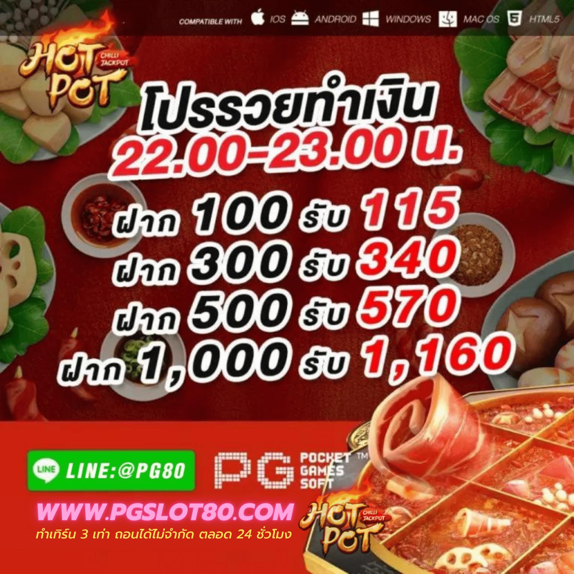 pg slot โปรโมชั่น100%