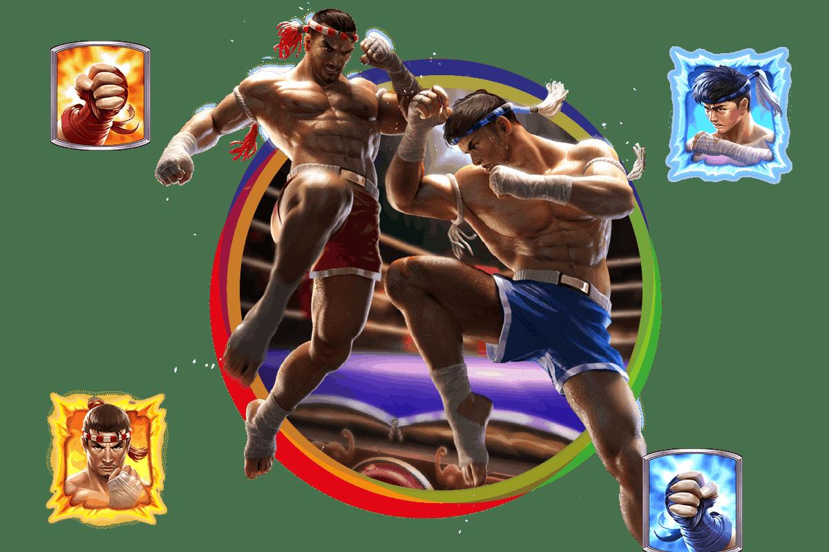 MuayThai-Champion pgslot เว็บตรง