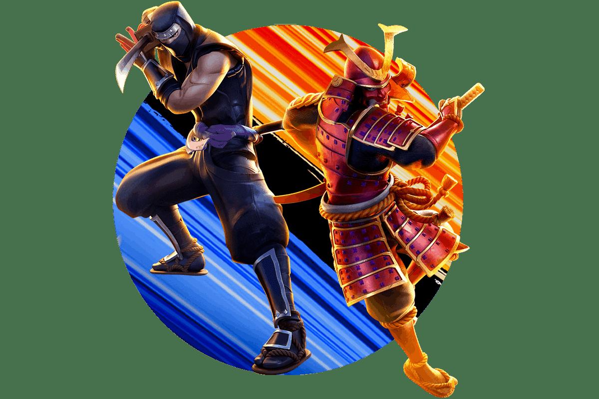 Ninja-x-Samurai pgslot เว็บตรง