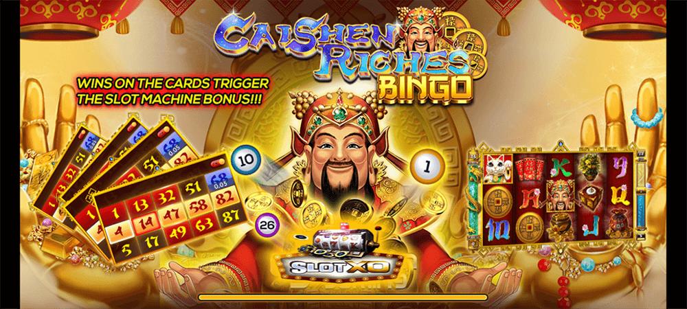 Caishen-Riches-Bingo